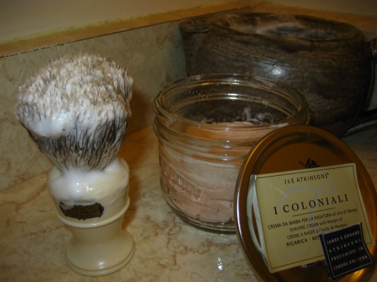 Nice shave, shame about the scent