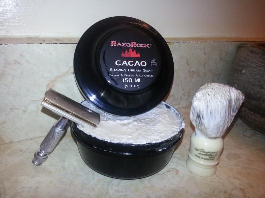 RazoRock - Cacao