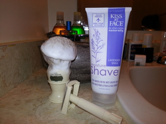 Kiss My Face - Lavender Shea