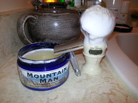 Man Cave Soapworks - Mountain Man