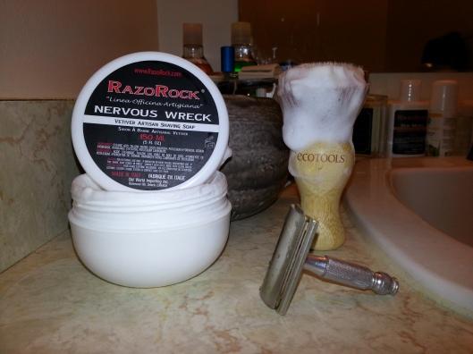 RazoRock - Nervous Wreck