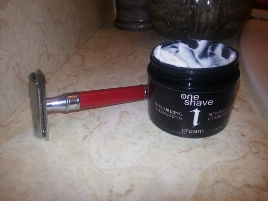 One Shave