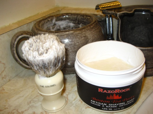 RazoRock - Boston Tea Party