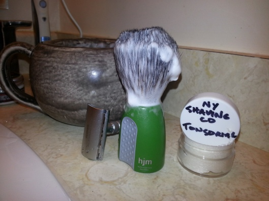 NY Shaving Co. - Tonsorial