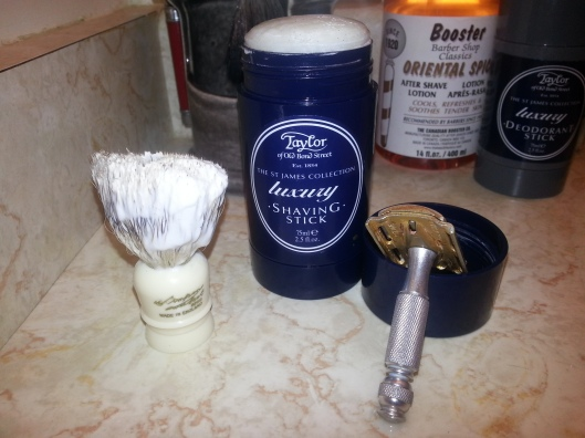 TOBS - St James shaving stick