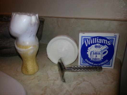 William's Mug shaving soap